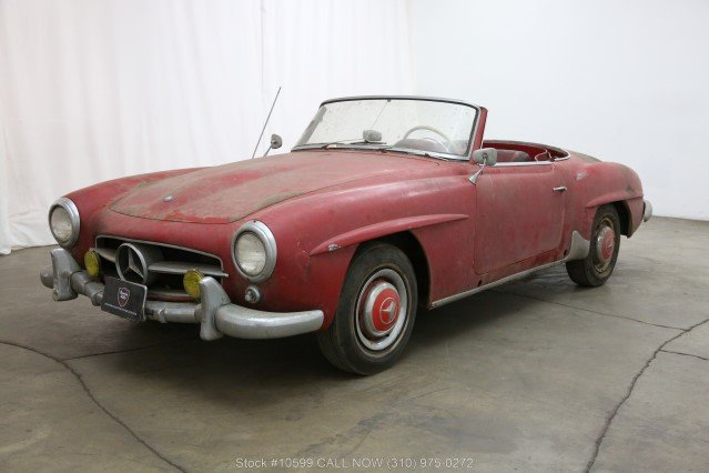 1956 Mercedes-Benz 190SL For Sale (picture 3 of 6)