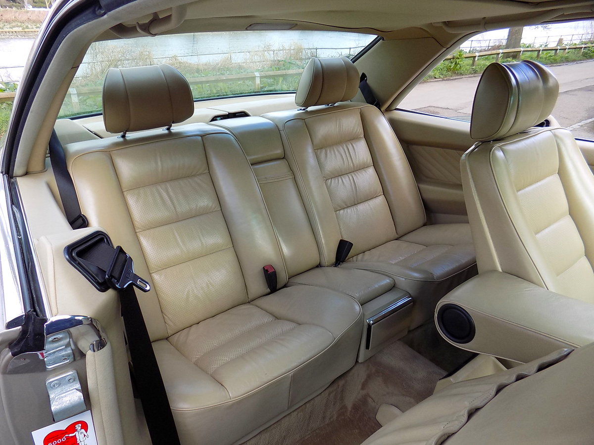 1989 MERCEDES BENZ 500 SEC For Sale (picture 4 of 6)