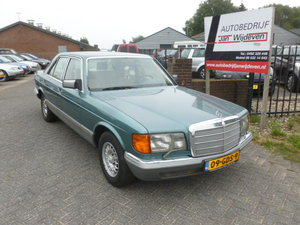MERCEDES BENZ 280SE, 1983 For Sale by Auction