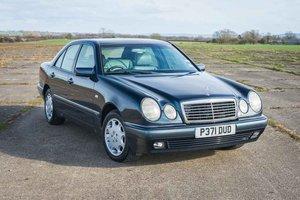 1996 Mercedes-Benz W210 E320 - 49K Miles - FSH - High Spec SOLD