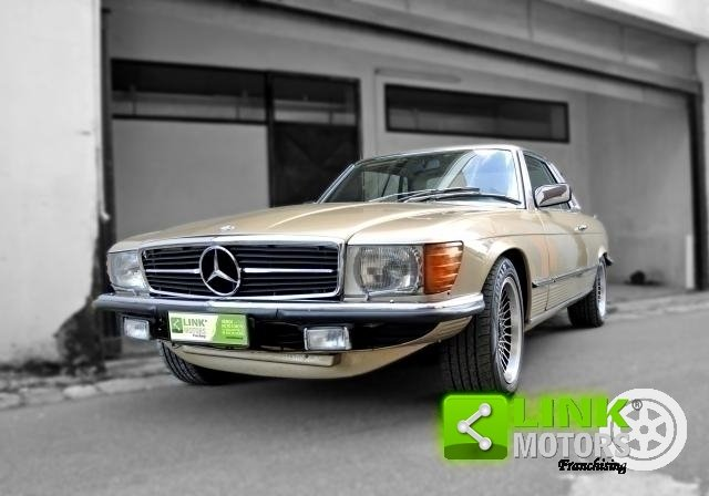 Mercedes 450 SLC 1974 BELLISSIMA For Sale (picture 1 of 6)