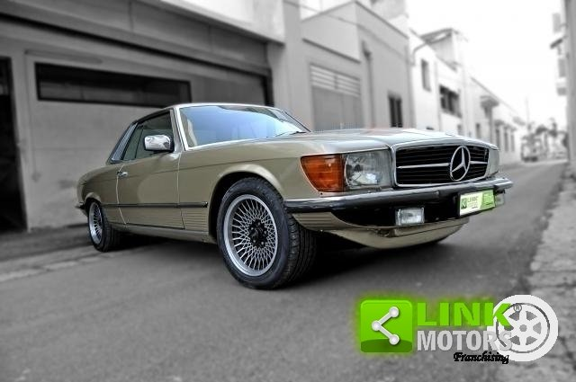 Mercedes 450 SLC 1974 BELLISSIMA For Sale (picture 2 of 6)