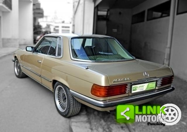 Mercedes 450 SLC 1974 BELLISSIMA For Sale (picture 4 of 6)