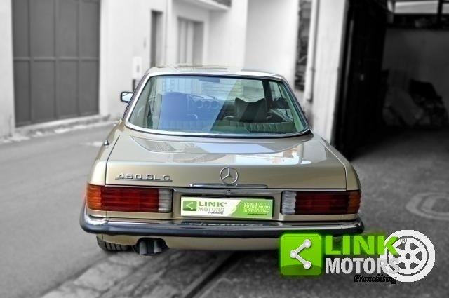 Mercedes 450 SLC 1974 BELLISSIMA For Sale (picture 5 of 6)