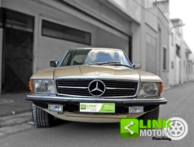 Mercedes 450 SLC 1974 BELLISSIMA For Sale (picture 6 of 6)