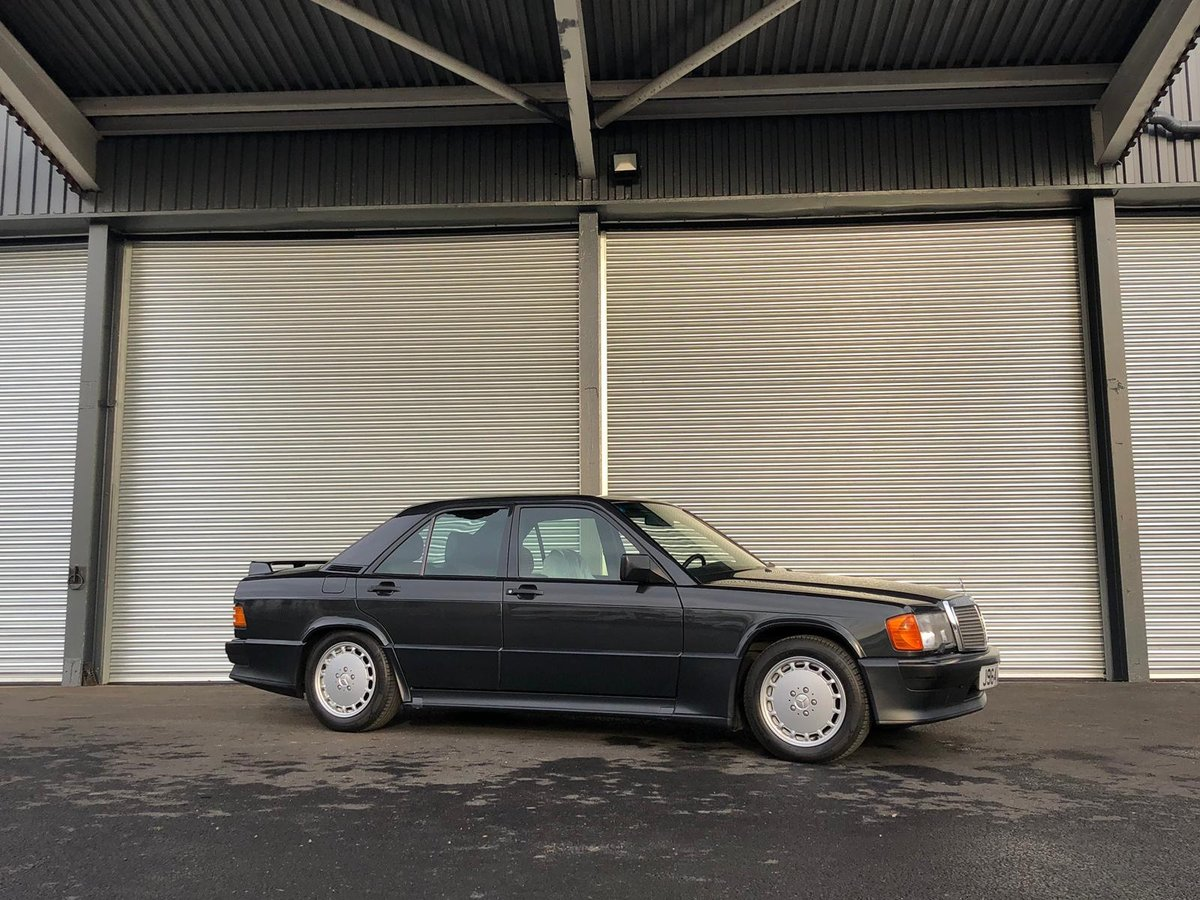 1991 Mercedes 190E 2.5 For Sale (picture 1 of 5)
