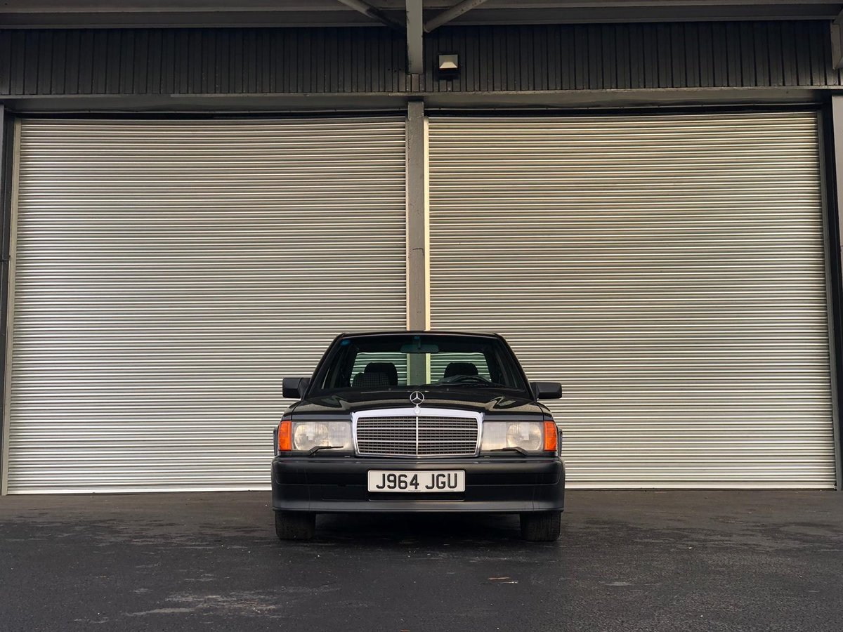 1991 Mercedes 190E 2.5 For Sale (picture 2 of 5)