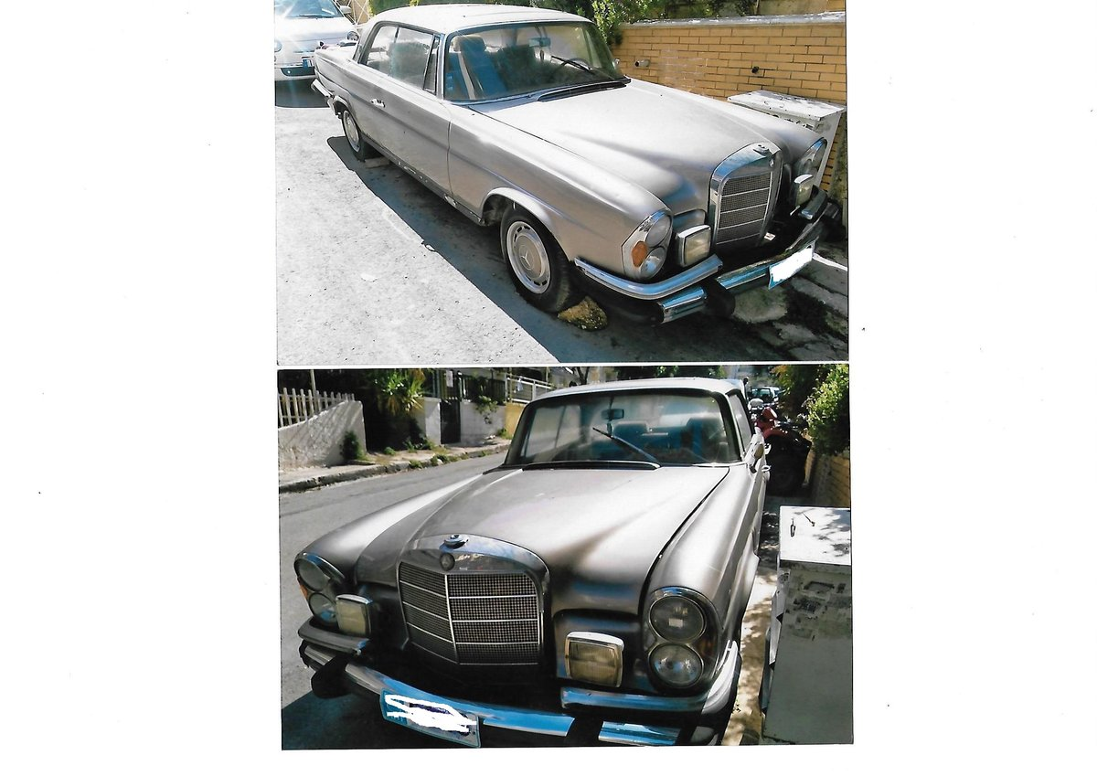 1960 MERCEDES 220SE For Sale (picture 3 of 4)