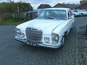 MERCEDES BENZ 250SE, 1967 For Sale by Auction