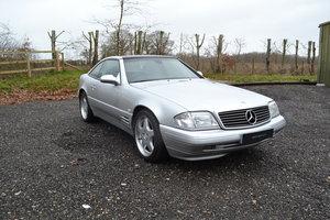 2002 Mercedes-Benz SL280 RHD For Sale