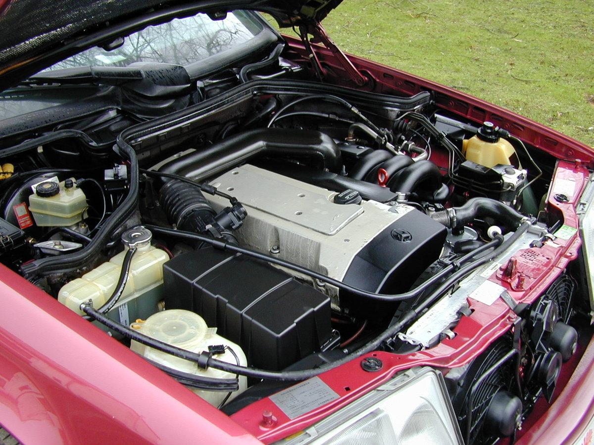 1993 MERCEDES BENZ W124 E320 ESTATE 7 SEAT AUTO RHD  EXCEPTIONAL! For Sale (picture 6 of 6)