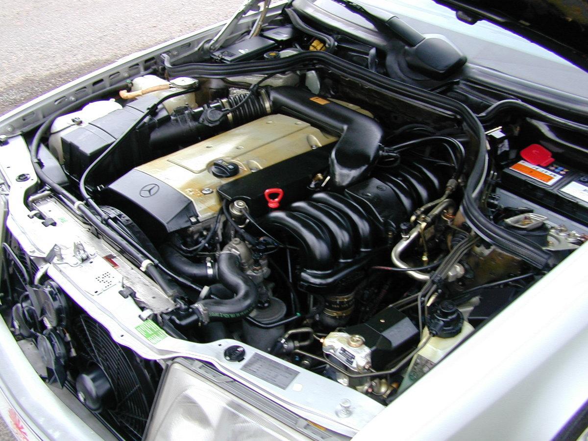 1996 MERCEDES BENZ W124 E280 ESTATE 7 SEAT AUTO RHD - EXCEPTIONAL For Sale (picture 6 of 6)
