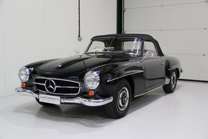 1957 Mercedes-Benz 190 SL RHD Restored For Sale