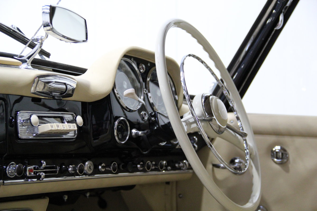 1957 Mercedes-Benz 190 SL RHD Restored For Sale (picture 3 of 6)