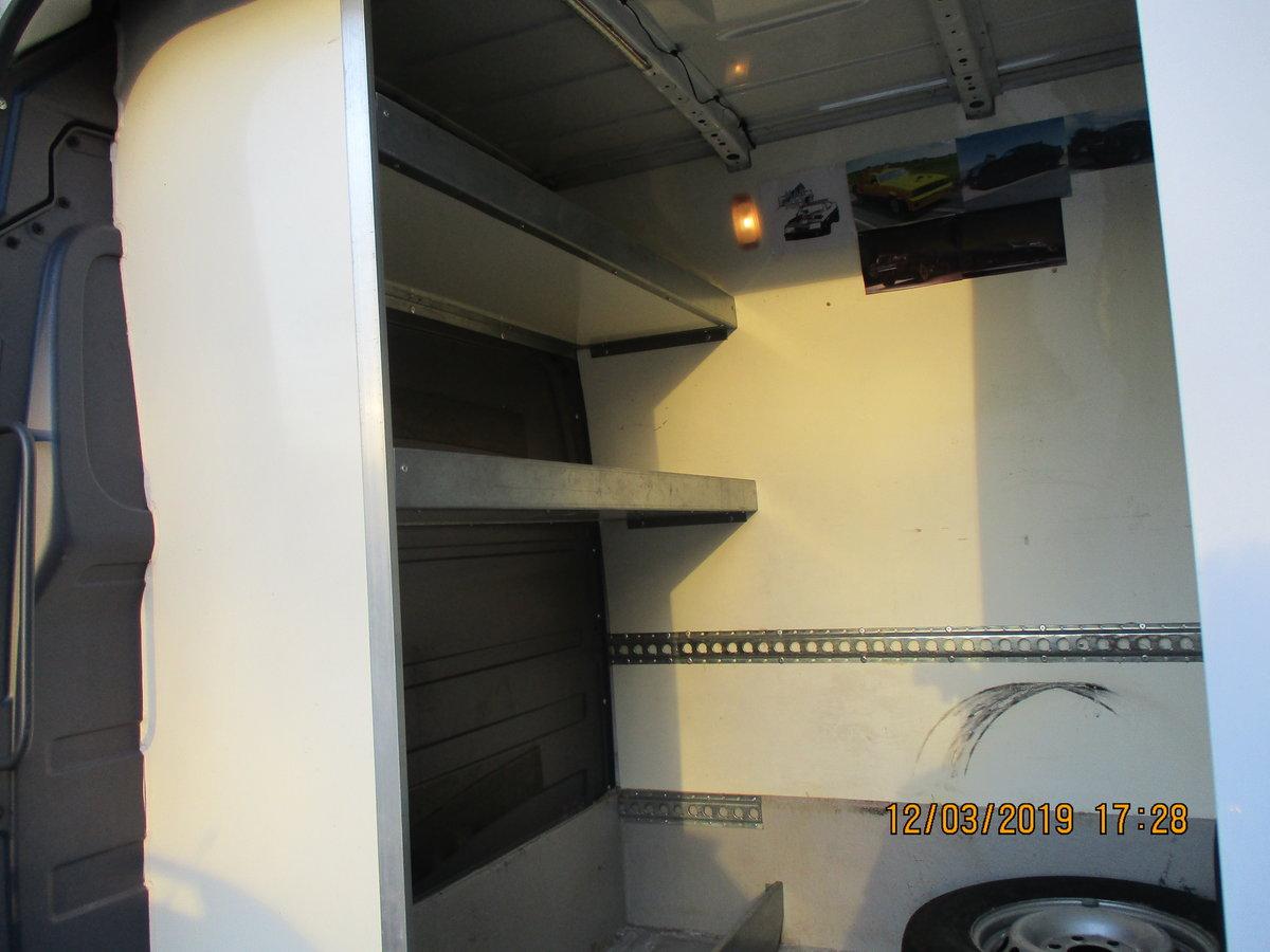 2012 HI-TOP EXTRA LONG 3.5T  XLWB SIDE DOOR 158,000 DEC MOT For Sale (picture 6 of 6)