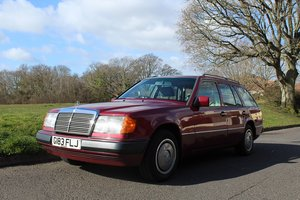 Mercedes 230TE 1990 - to be auctioned 26-04-19 For Sale by Auction