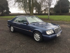1994 Mercedes W124 C124 E320 Coupe Sportline For Sale