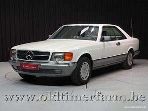 1983 Mercedes-Benz 500SEC '83 For Sale