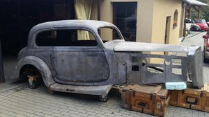 1938 Mercedes-Benz 540k coupe for sale