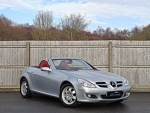 2005 Mercedes Benz SLK 200K Automatic. Very Low Mileage Example For Sale