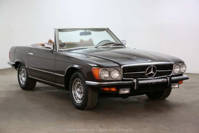 1972 Mercedes-Benz 350SL For Sale (picture 1 of 6)