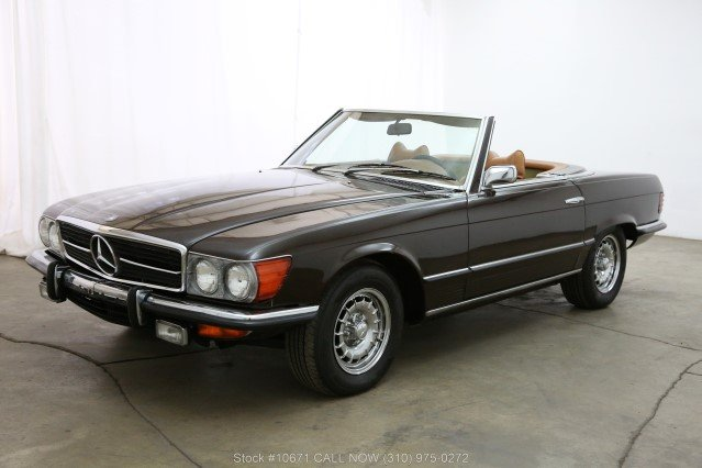 1972 Mercedes-Benz 350SL For Sale (picture 3 of 6)