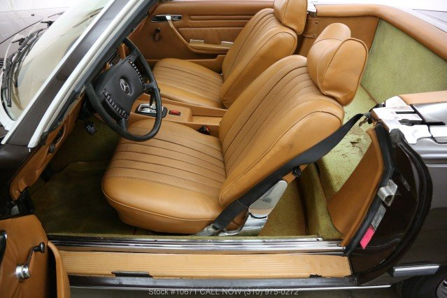 1972 Mercedes-Benz 350SL For Sale (picture 4 of 6)