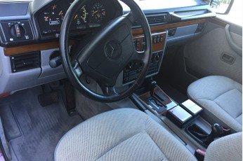 1996 Mercedes G320 3 door hard top = clean Purple $45k  For Sale (picture 5 of 6)