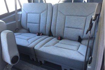 1996 Mercedes G320 3 door hard top = clean Purple $45k  For Sale (picture 6 of 6)