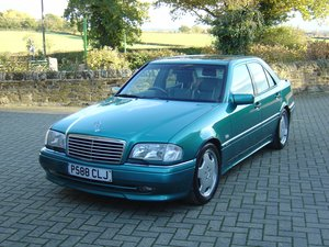 Mercedes C36 AMG 1997 Beautiful Cherished Example For Sale