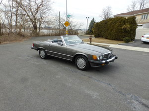 1987 Mercedes 560SL Two Tops A Driver For Sale