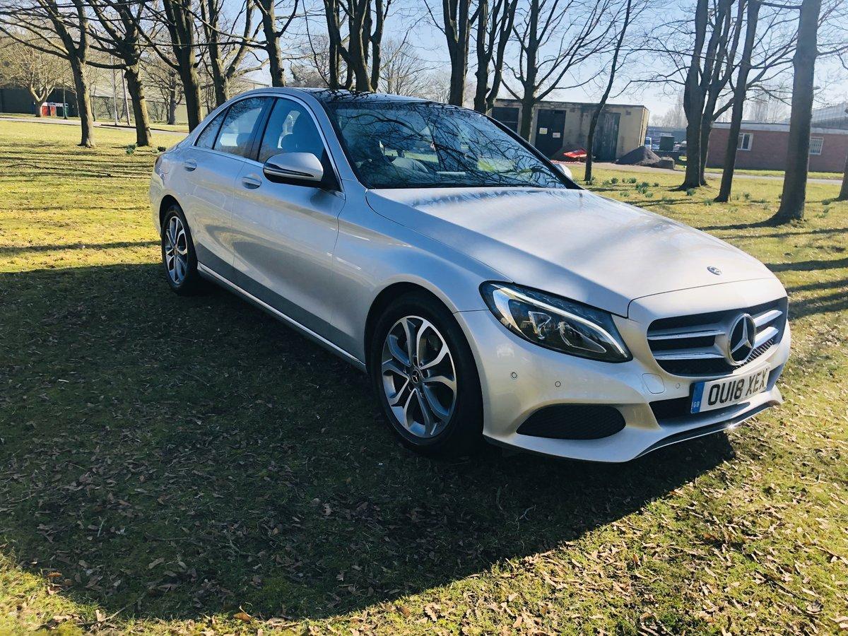 Mercedes C220 Cdi Premium 2018  For Sale (picture 1 of 6)