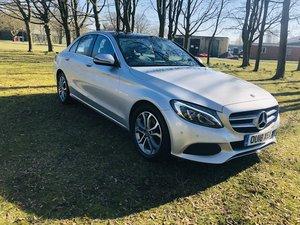 Mercedes C220 Cdi Premium 2018
