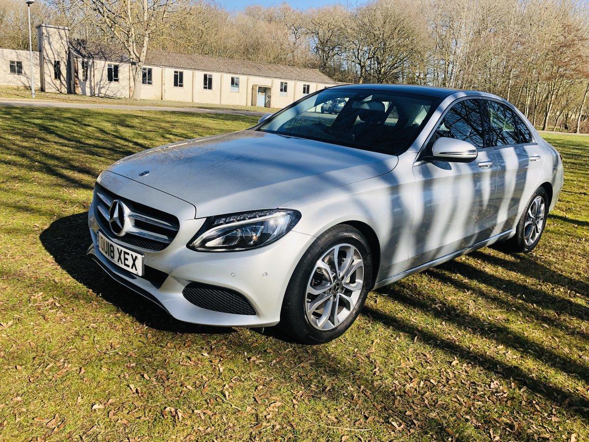 Mercedes C220 Cdi Premium 2018  For Sale (picture 3 of 6)