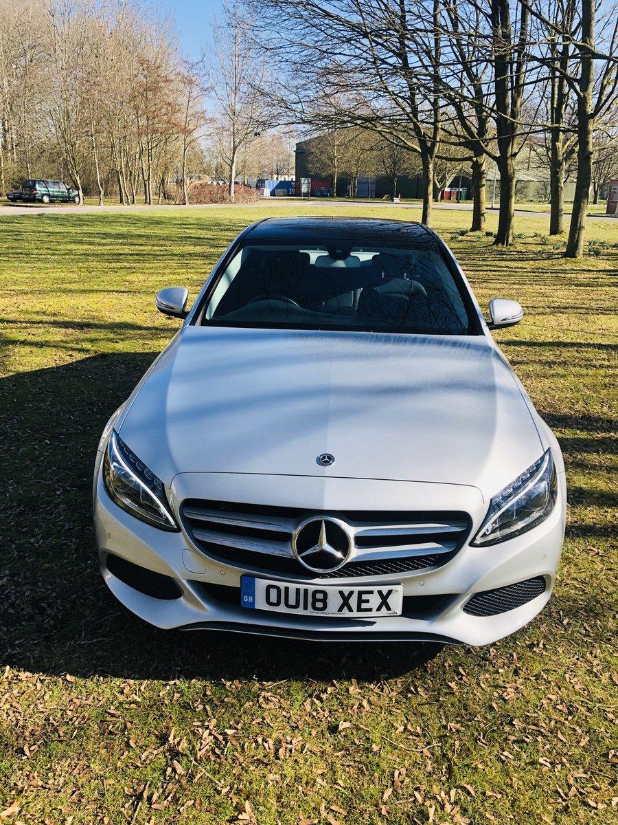 Mercedes C220 Cdi Premium 2018  For Sale (picture 6 of 6)