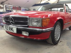 1988 Mercedes SL 300 for sale