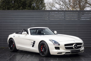 2013 MERCEDES-BENZ SLS AMG ROADSTER ONLY 8000 MILES For Sale