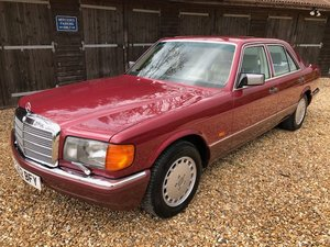 1989 Mercedes 420 SE ( 126-series ) For Sale