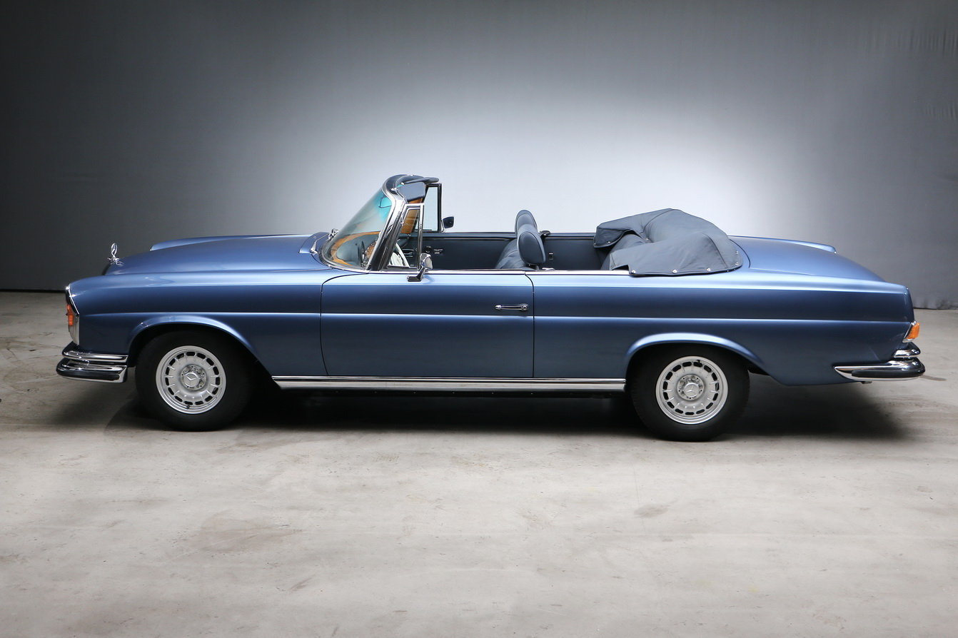 1971 Mercedes-Benz 280 SE 3.5 Convertible For Sale (picture 2 of 6)