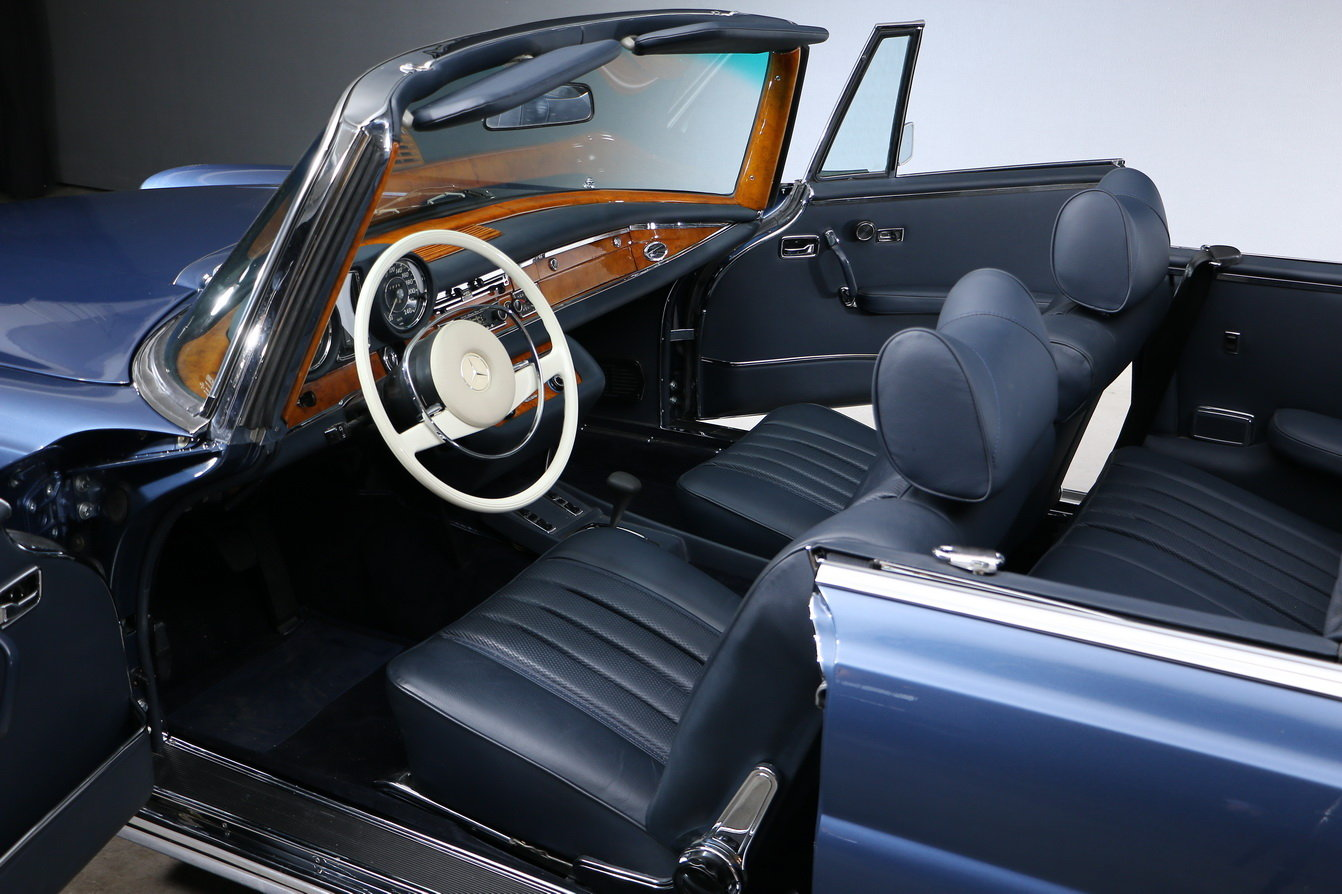 1971 Mercedes-Benz 280 SE 3.5 Convertible For Sale (picture 5 of 6)