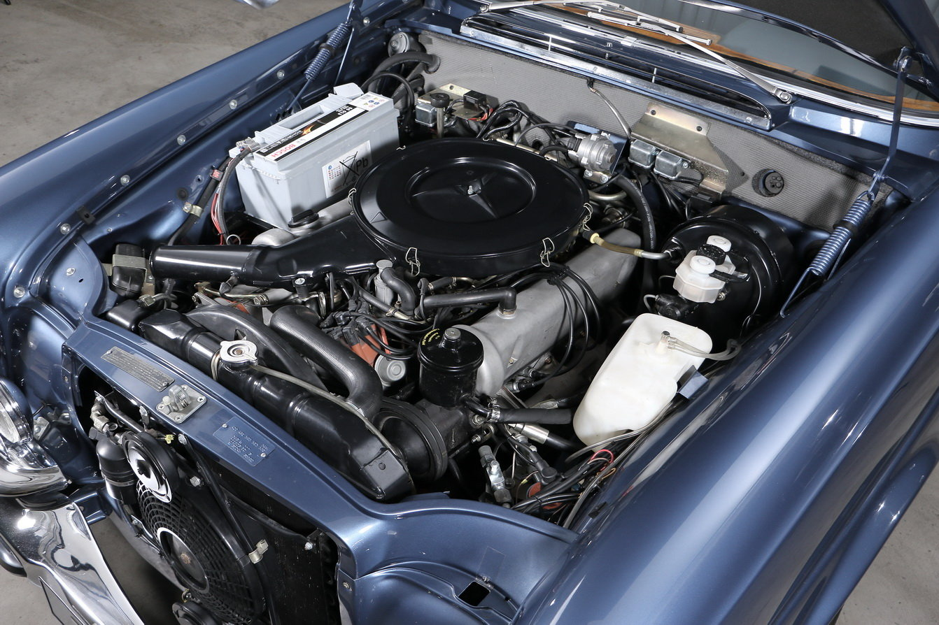 1971 Mercedes-Benz 280 SE 3.5 Convertible For Sale (picture 6 of 6)
