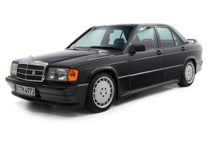 1986 Mercedes-Benz 190 Series 4dr Sedan 190E-16V 2.3 = $39.5 For Sale