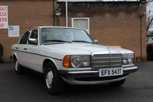MErcedes 230 1979 - to be auctioned 26-04-2019 For Sale by Auction