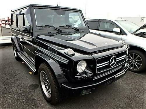 2006 Mercedes-Benz G55 Kompressor AMG Black/Tan 97k Miles LH For Sale (picture 1 of 6)