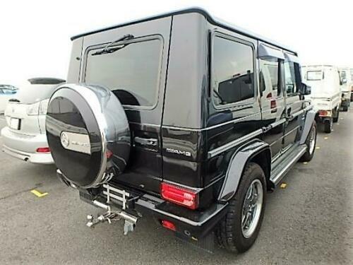 2006 Mercedes-Benz G55 Kompressor AMG Black/Tan 97k Miles LH For Sale (picture 2 of 6)