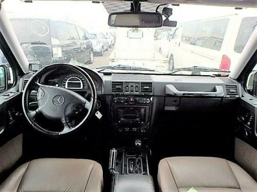 2006 Mercedes-Benz G55 Kompressor AMG Black/Tan 97k Miles LH For Sale (picture 3 of 6)