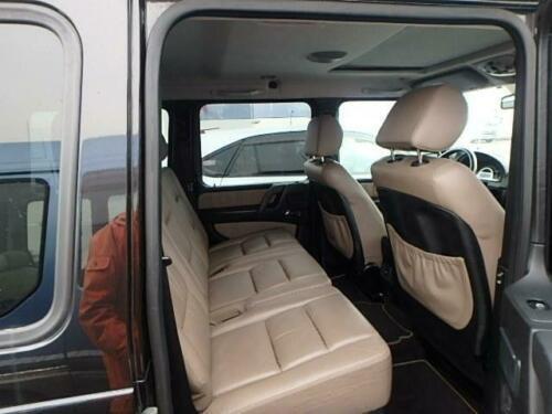 2006 Mercedes-Benz G55 Kompressor AMG Black/Tan 97k Miles LH For Sale (picture 4 of 6)