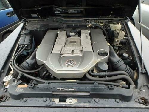 2006 Mercedes-Benz G55 Kompressor AMG Black/Tan 97k Miles LH For Sale (picture 6 of 6)