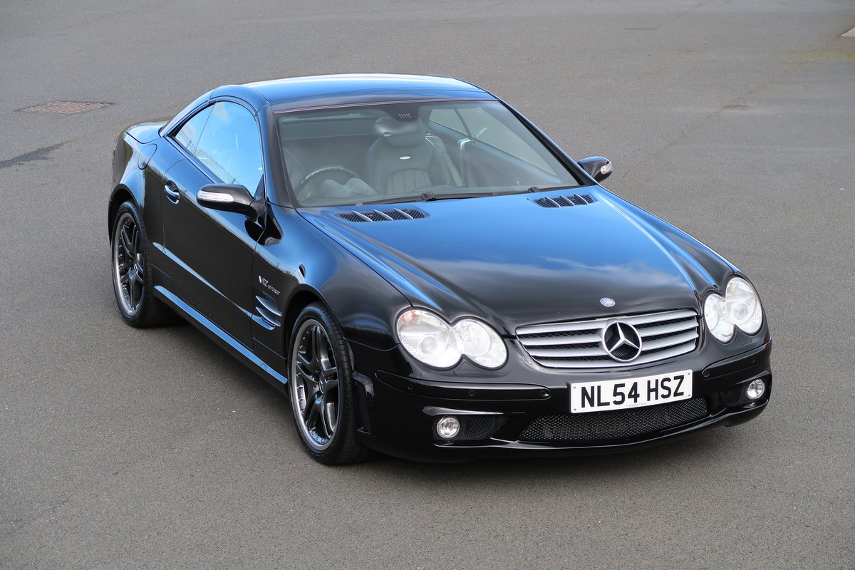 2004 MERCEDES SL65 AMG For Sale (picture 1 of 6)