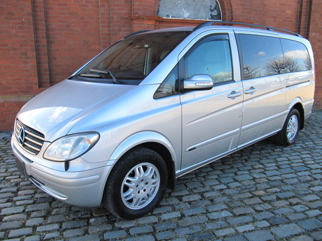 2004 MERCEDES-BENZ VIANO 3.2 LONG WHEEL BASE AMBIENTE * TOP GRADE For Sale (picture 1 of 6)